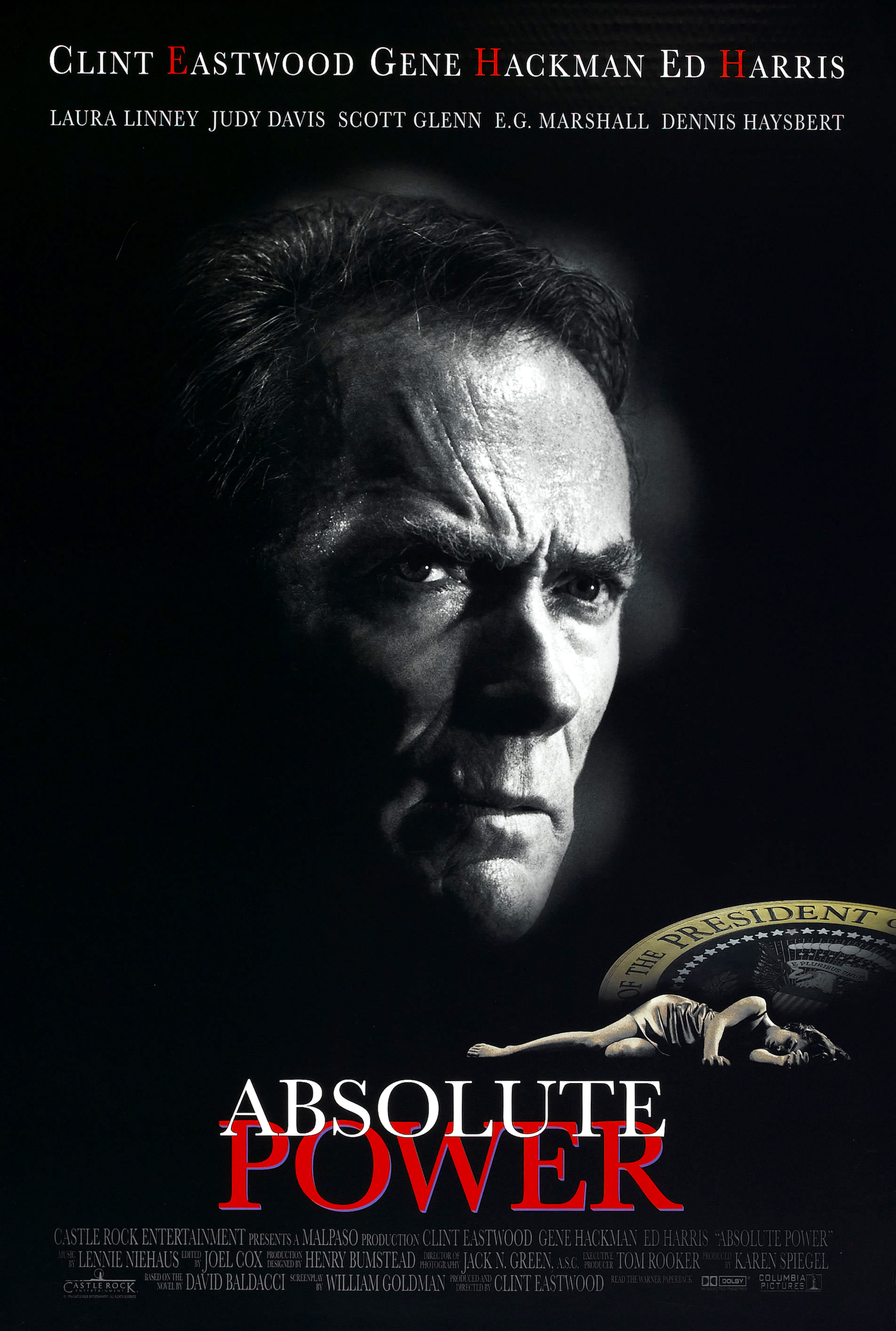 Absolute Power 1997 DivX WS DVDrip Subs.